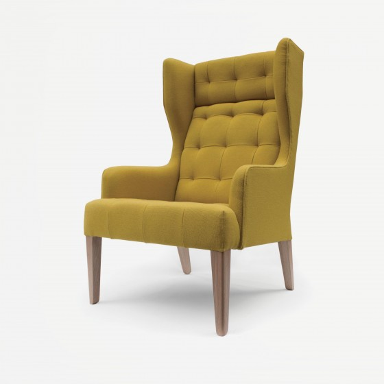 Norton Wing Chair IMG_1018